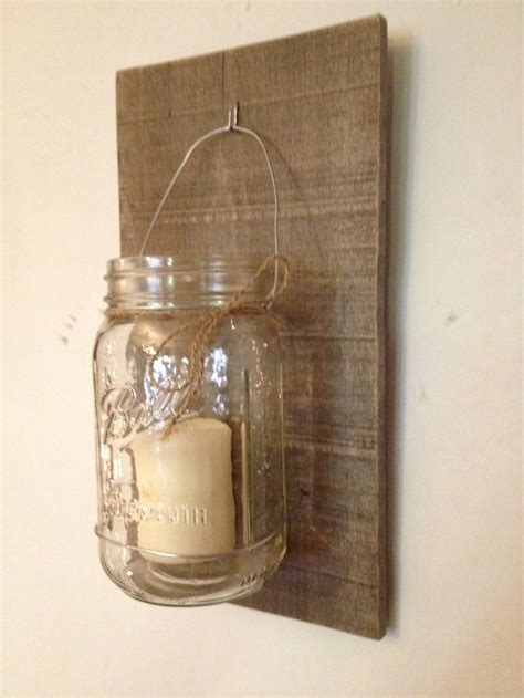 how to make a mason jar l exterior mason jar wall sconce light with vintage jar the
