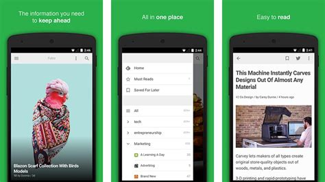 10 best rss reader apps for android android authority