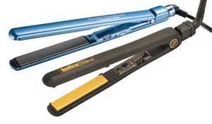Titanium or ceramic flat iron what is the difference your beauty