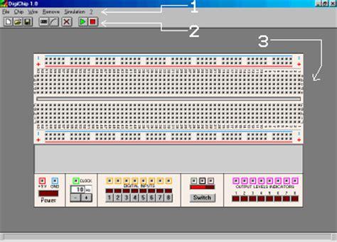 circuit to breadboard simulator digichip 1 0