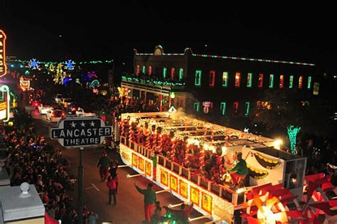 dallas downtown city lights festival get your cheer in grapevine wine lover