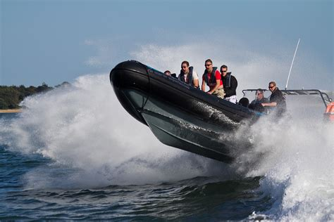 rib boat extreme extreme solent rib adventure for one