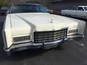 1972 lincoln town car 1972 lincoln continental w town car option for sale