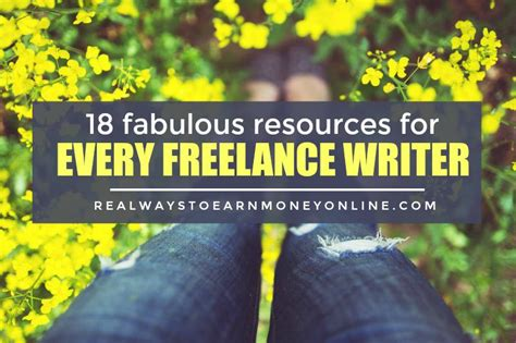 25 best freelance resources images on pinterest 18 fabulous resources for every freelance writer