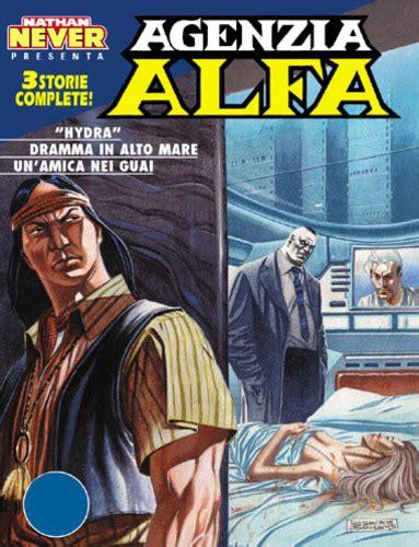 in alto mare testo agenzia alfa n 20 dramma in alto mare bonelli editore