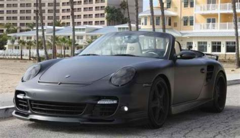 porsche suv blacked out blacked out porsche 911 murdered cars