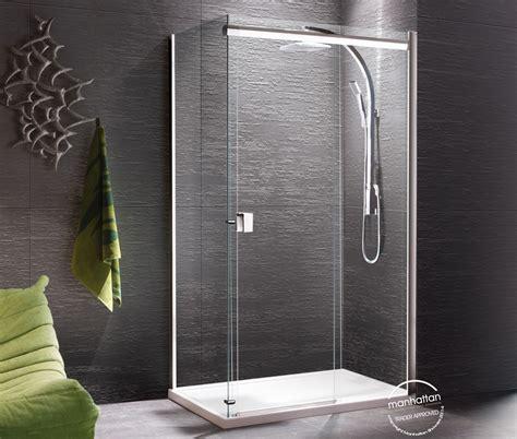 Manhattan Shower Door Manhattan 8 Sliding Shower Door 1700mm M17s4625lcc