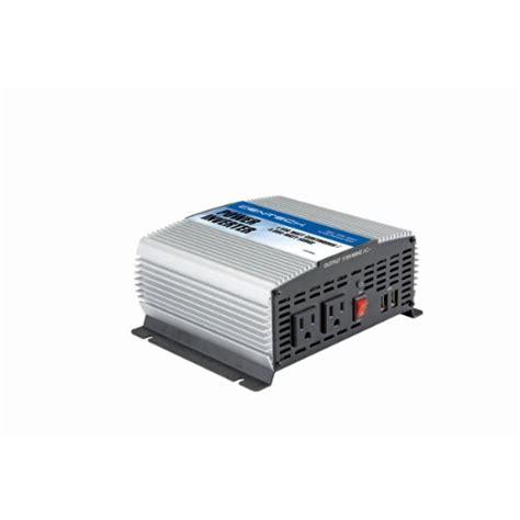 Power Inverter Suoer 1500 Watt cen tech item 60601 1500 watt continuous 3000 watt peak import it all