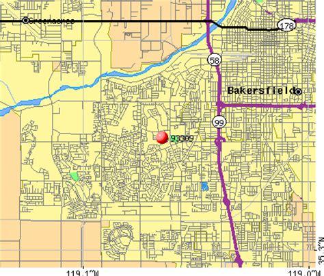 zip code map bakersfield ca 93309 zip code bakersfield california profile homes