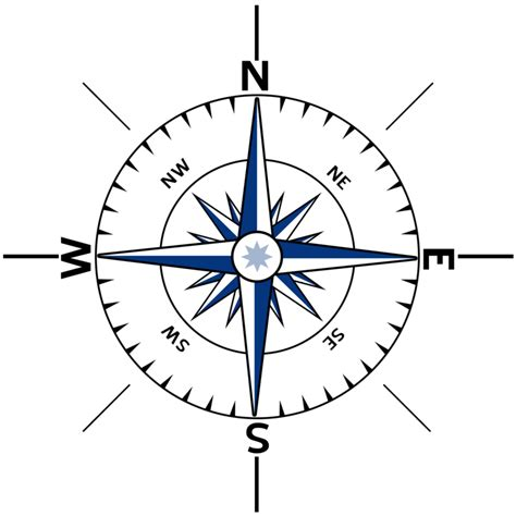 compass template printable about us marine marketing tools