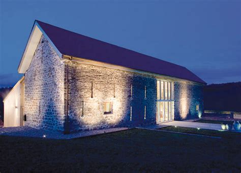 300 year barn renovated into a modern yet rustic