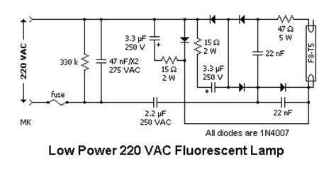 Lu Tl T5 8 Watt By Union pcb layout for burnt cfl re light