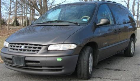 electric power steering 1998 plymouth voyager electronic toll collection buy used no reserve clean 1998 plymouth voyager mini van 3rd row seat 2 4 l 4 cyl auto in new