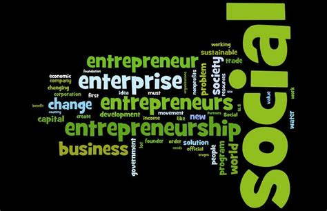 Social Enterprise Mba by Best Mba Programs For Social Entrepreneurship