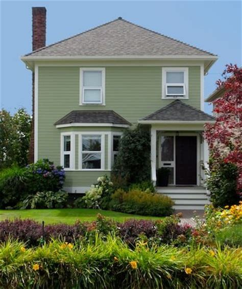 green colored houses 1000 ideas about sage green house on pinterest green