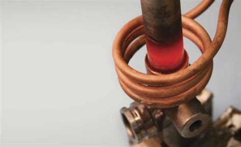 operation of induction coil using induction brazing in manufacturing operations part 1 2016 04 07 industrial heating