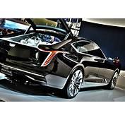 2018 Cadillac Escala Concept Photograph By Adam Kushion