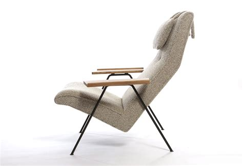 reclining chair designed  robin day twentytwentyone