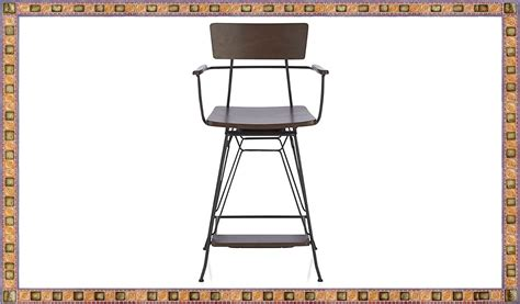 30 Swivel Bar Stools With Back And Arms by Swivel Bar Stools With Back And Armrest Swivel Bar