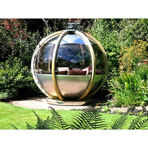 buy a pod house buy farmer s cottage 7 seater rotating garden pod john lewis