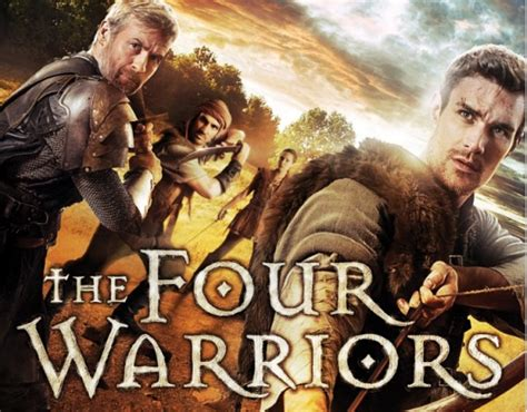 film fantasy online a forgettable fantasy film the four warriors