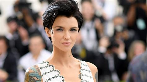 You Need to See Ruby Rose?s Bad Haircut Fail   StyleCaster