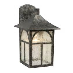 Lowes Patio Lighting Galaxy Lighting 311370 Outdoor Sconce Lowe S Canada