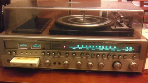 Audio Console recent find monteverdi am fm 8 track phono console