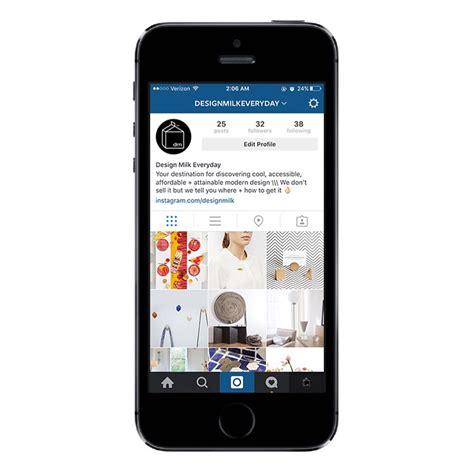 design milk instagram introducing design milk everyday on instagram design milk