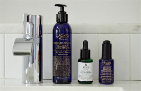 Kiehls Midnight Set kiehl s makeup remover mugeek vidalondon