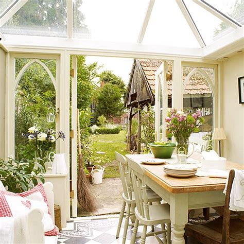 Beautiful Conservatory Interiors by 25 Best Ideas About Cottage Interiors On Country Kitchens