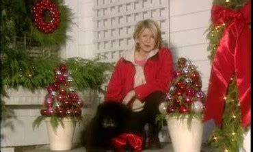 video magazine christmas trees martha stewart