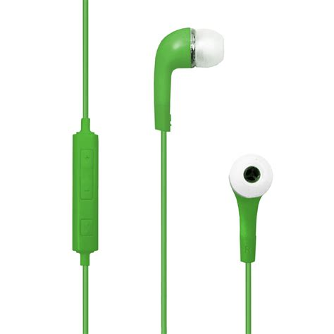 in ear earphone earbuds headset with mic volume for samsung galaxy s2 s4