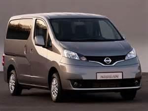 Nissan Nv200 Rental Nissan Nv200 1 5 Dci 110 Tekna Leasing Nationwide