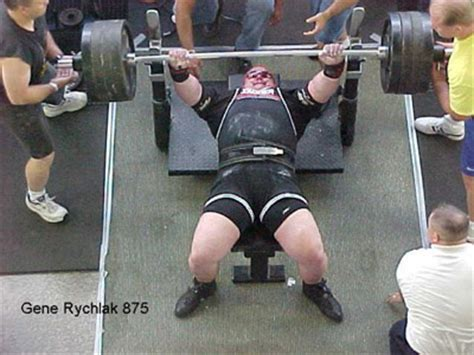 heaviest bench press bench press net
