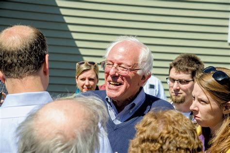 did bernie sanders buy a new house in presidential bid sanders relishes a familiar role