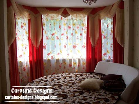 bedroom with red curtains contemporary red drapes curtain design for bedroom