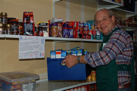 Norwood Food Pantry by Brixton Food Bank Launched To Ease The Burden Brixton