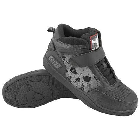 speed and strength moto mercenary shoes revzilla