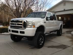 Ford 6 0 For Sale Buy Used 2003 F350 4x4 6 0 Powerstroke Diesel Lifted