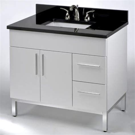 36 bathroom vanity with drawers bathroom vanities daytona 36 vanity for 3722