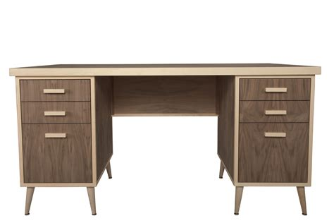 furniture office desk midcentury modern desk desks office by urbangreen