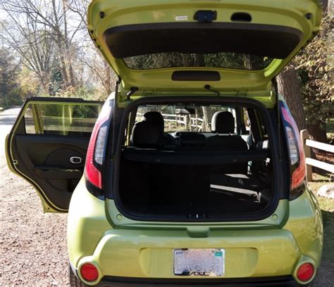 Kia Soul Trunk The New Way To Roll Why We The Kia Soul