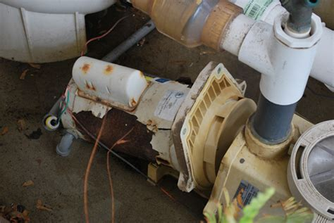 pool motor installation pool repair motor installed in point loma protouch