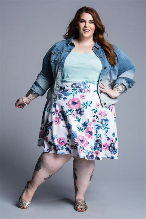 pluszize models plus size model tess holliday no photoshop in torrid ads