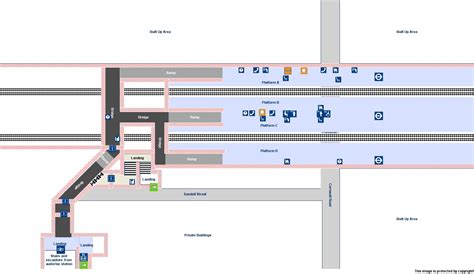 waterloo station floor plan national rail enquiries