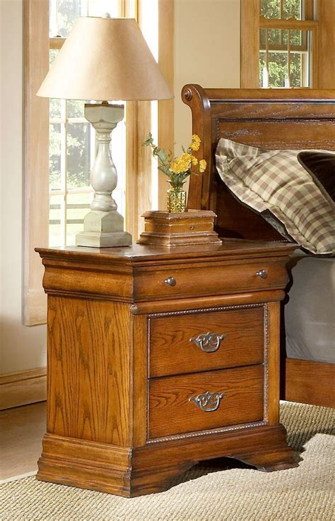 american oak bedroom furniture shenandoah american oak sleigh bedroom set b4850 51h 51f