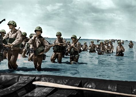 the war was in color world war ii in colour