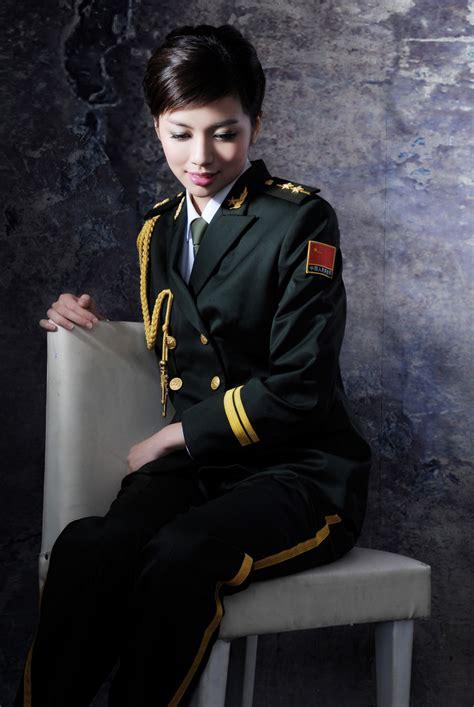 chinese military uniform girl the uniform girls pic china military uniform girls 016
