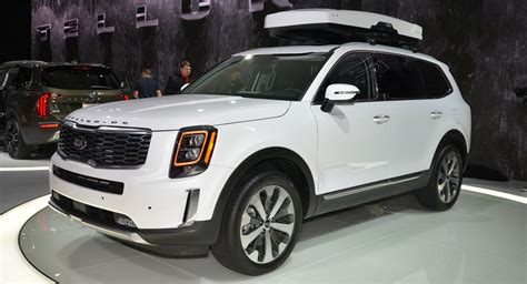 Kia New Suv 2020 by 2020 Kia Telluride Suv Is The Largest Kia Has 8